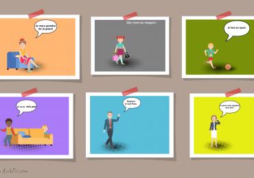 verbes differents
